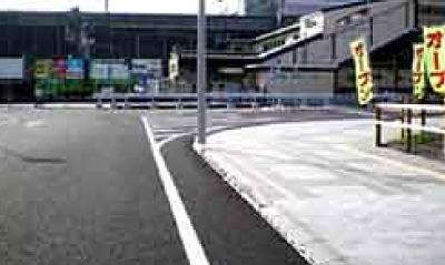小山市役所 小山駅東通り街路整備工事