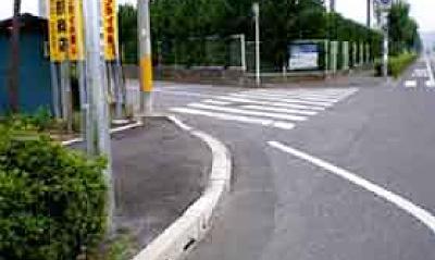 佐野市役所 市道1級3号線道路改良工事